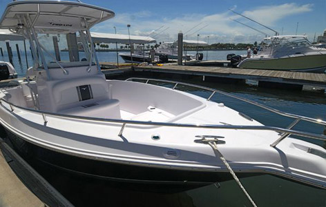 Pro Line 26 Foot Super Sport – 150 HP Suzuki Engine